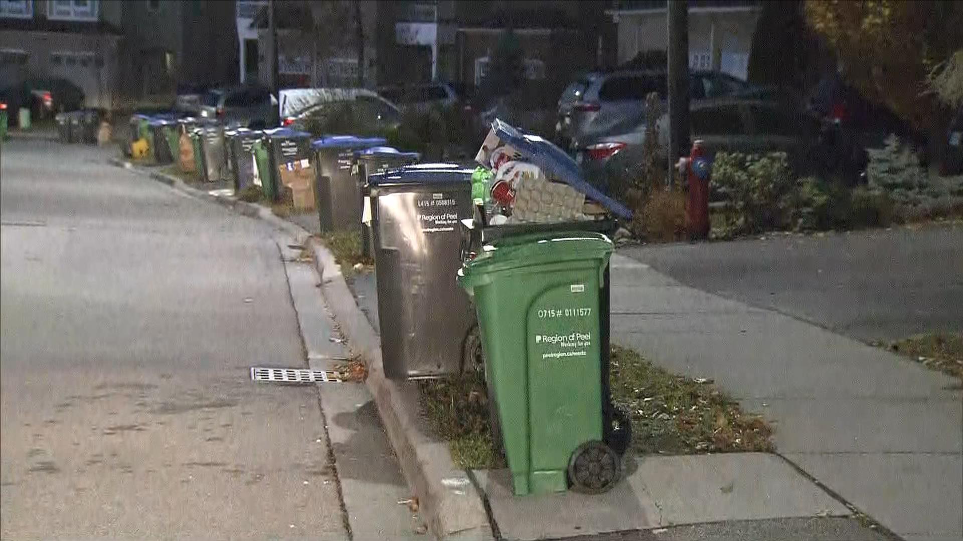 Garbage Strike Ends In Peel Citynews Toronto