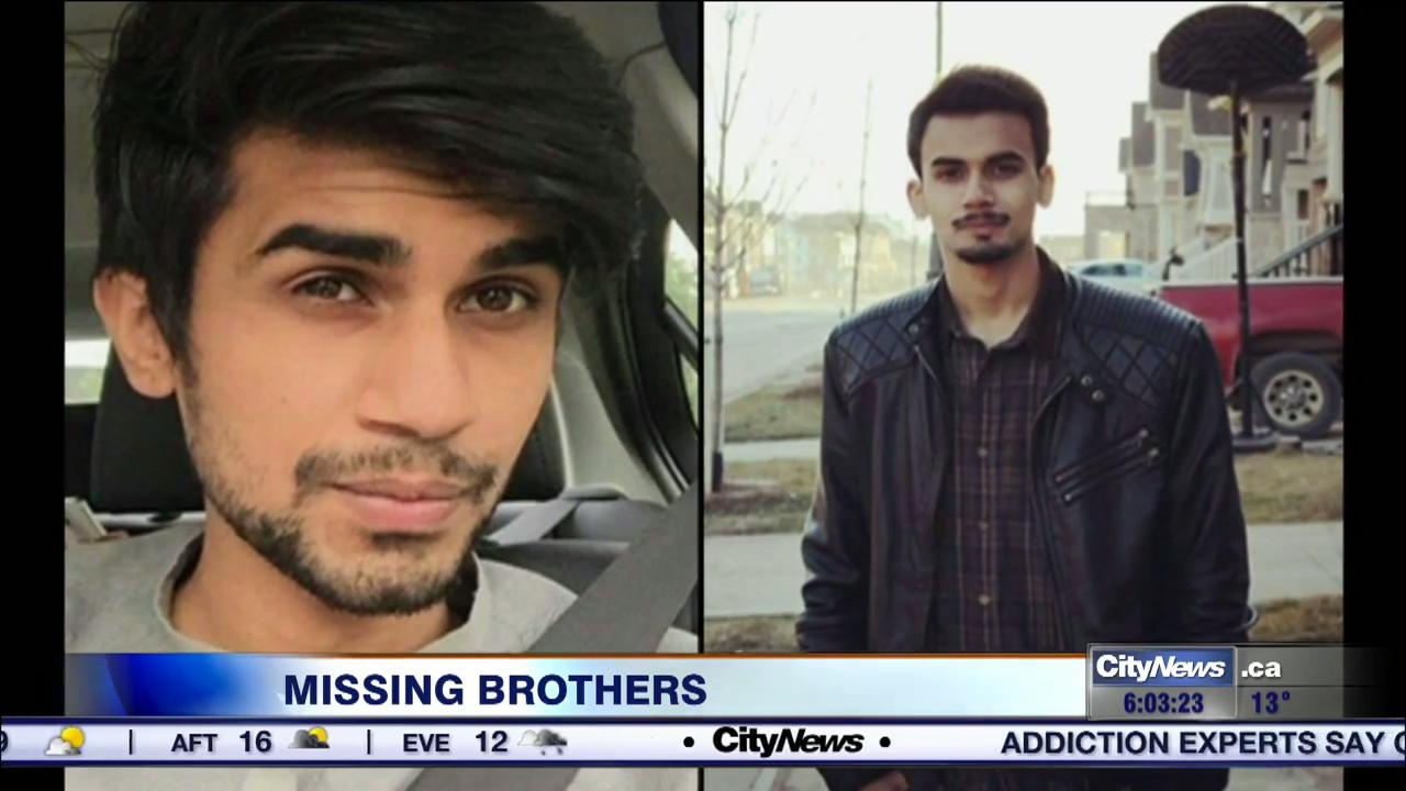 Video: Father of missing Oakville brothers worried for sons' safety