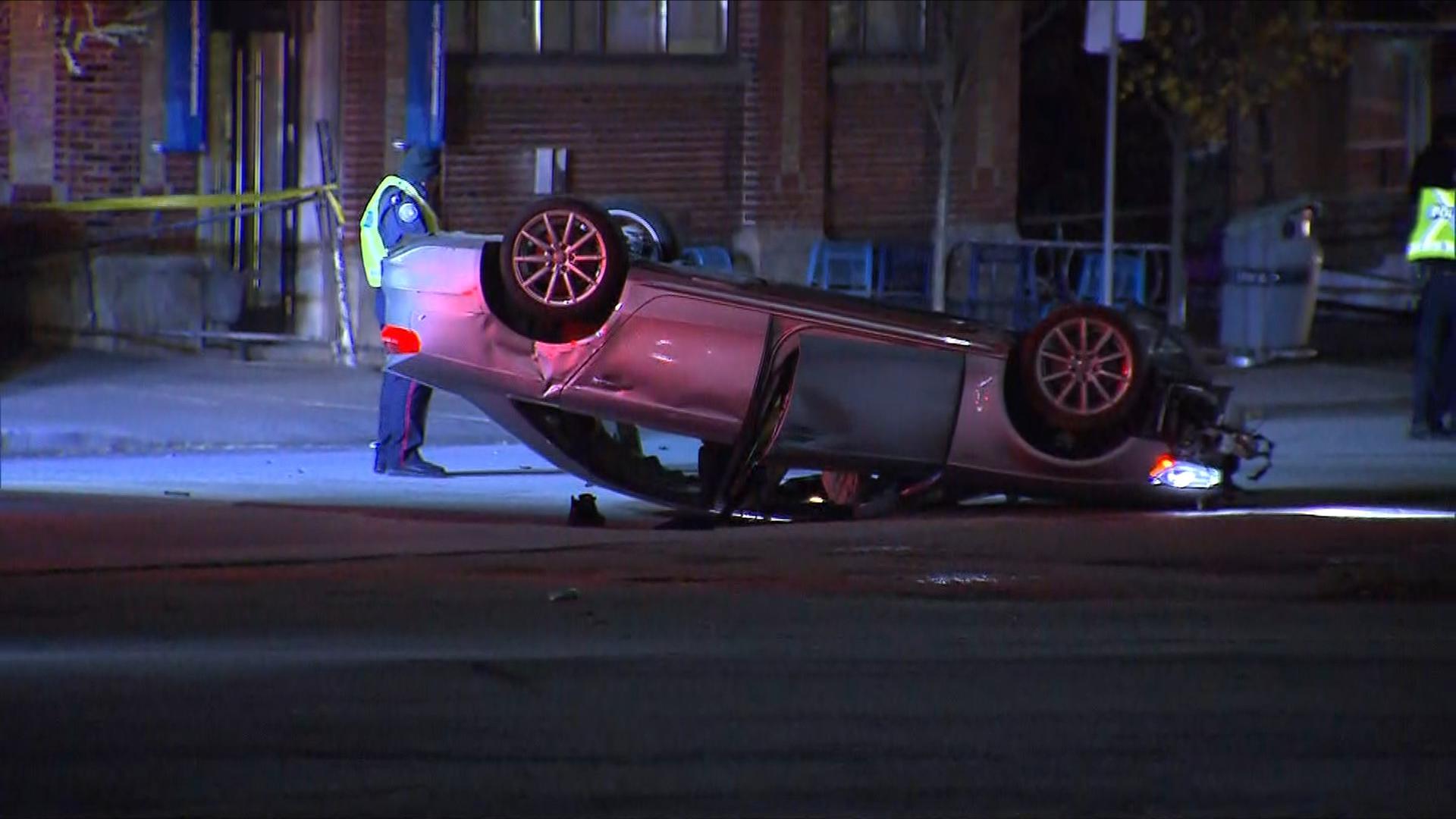 Siu Probing Three Car Crash Near Portland And Adelaide