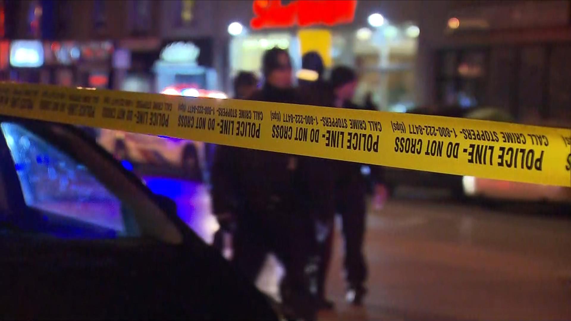 2018 Toronto homicide map
