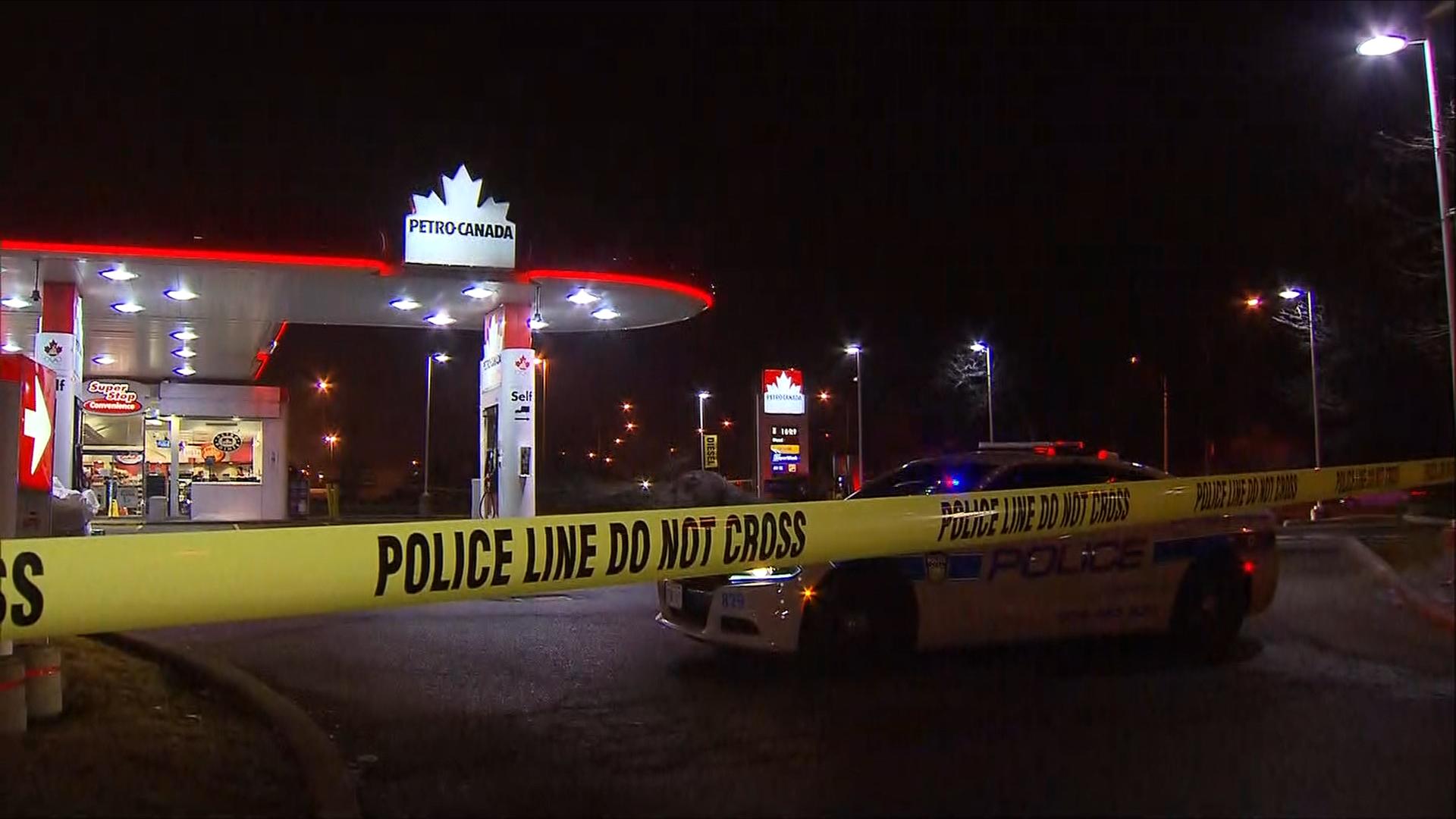 Woman Found Dead In Brampton Gas Station Bathroom Citynews Toronto