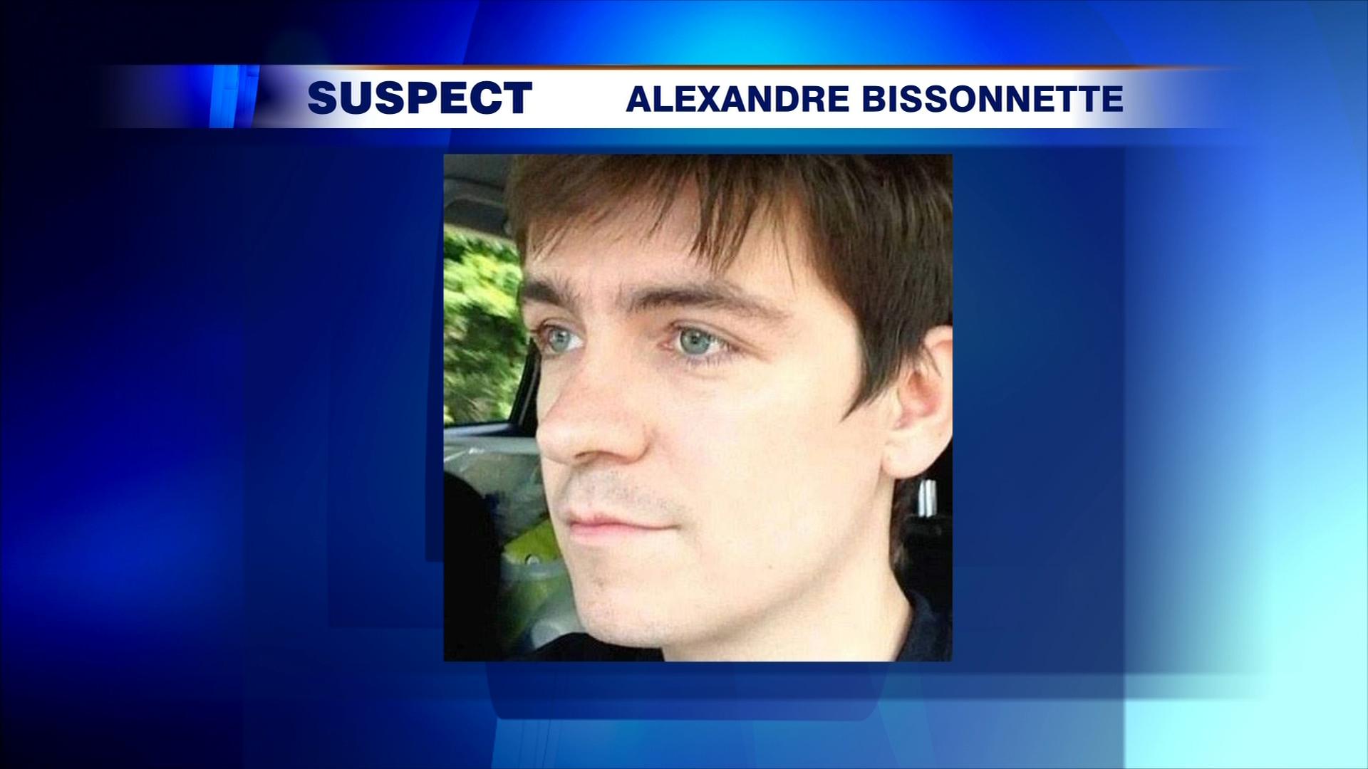 Alexandre Bissonnette: Quebec Massacre Suspect A Fan Of Trump, Far Right French