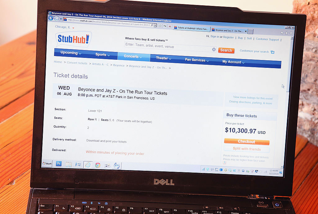 Facts about Ontario's plan to target online ticket scalping