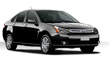 A stock image of a 2008 Ford Focus. YORK REGIONAL POLICE