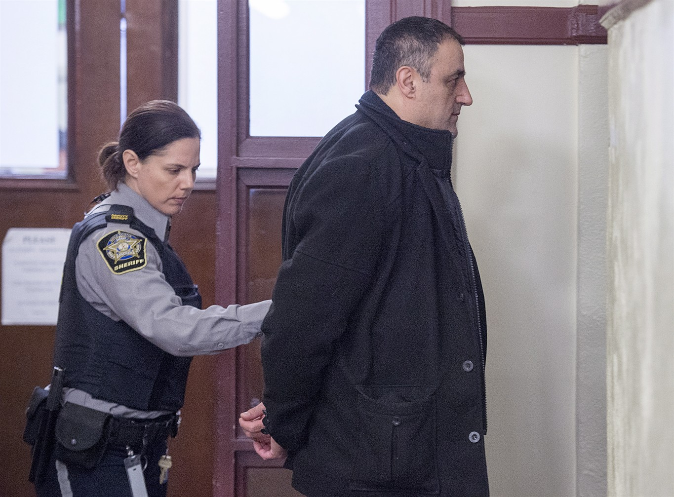 minister s husband agrees to psychiatric assessment on charges he maroun diab husband of nova scotia justice minister lena diab is escorted from provincial court in halifax on thursday feb 9 2017