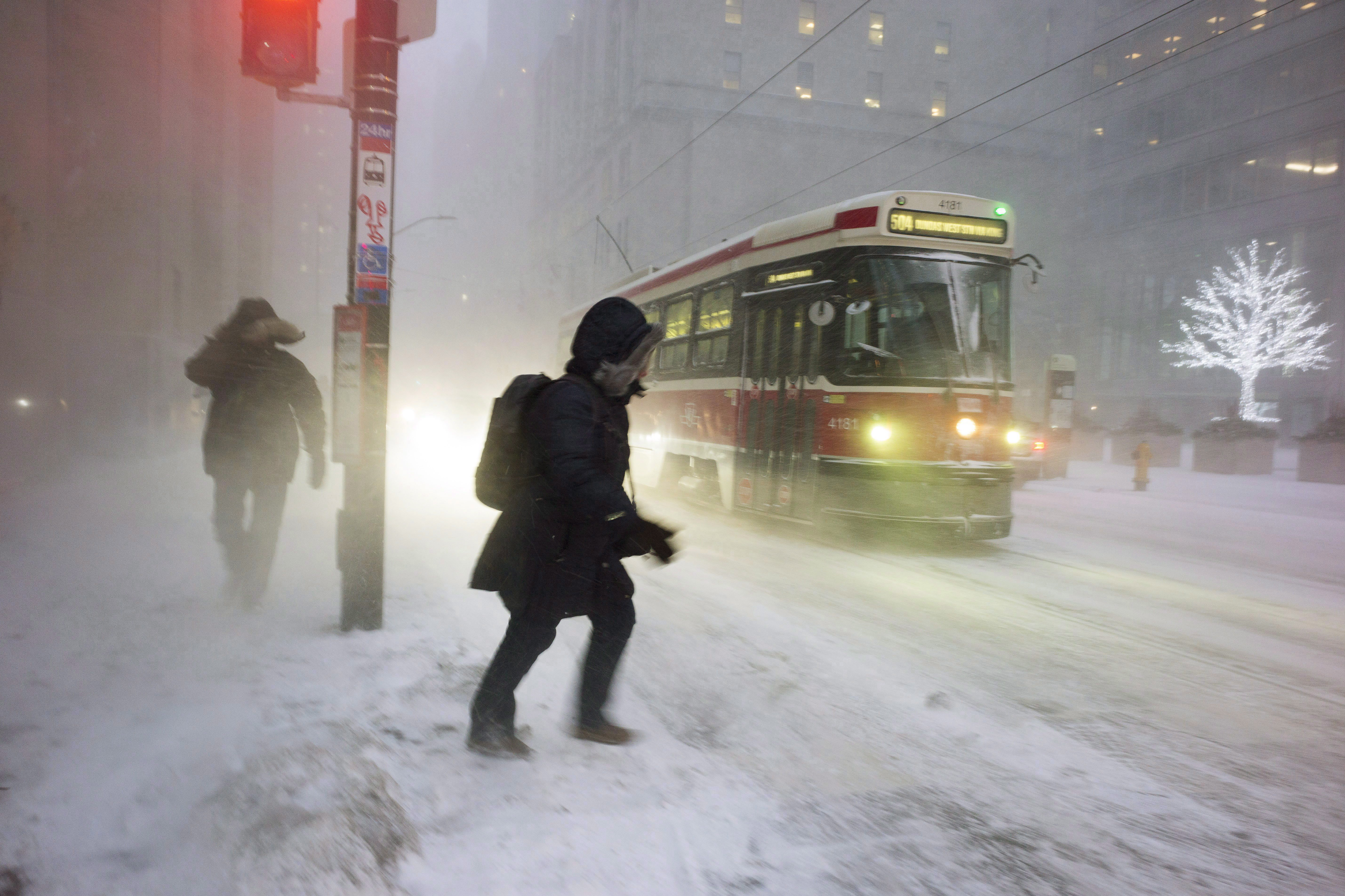 Another blast of snow on the way for Ottawa