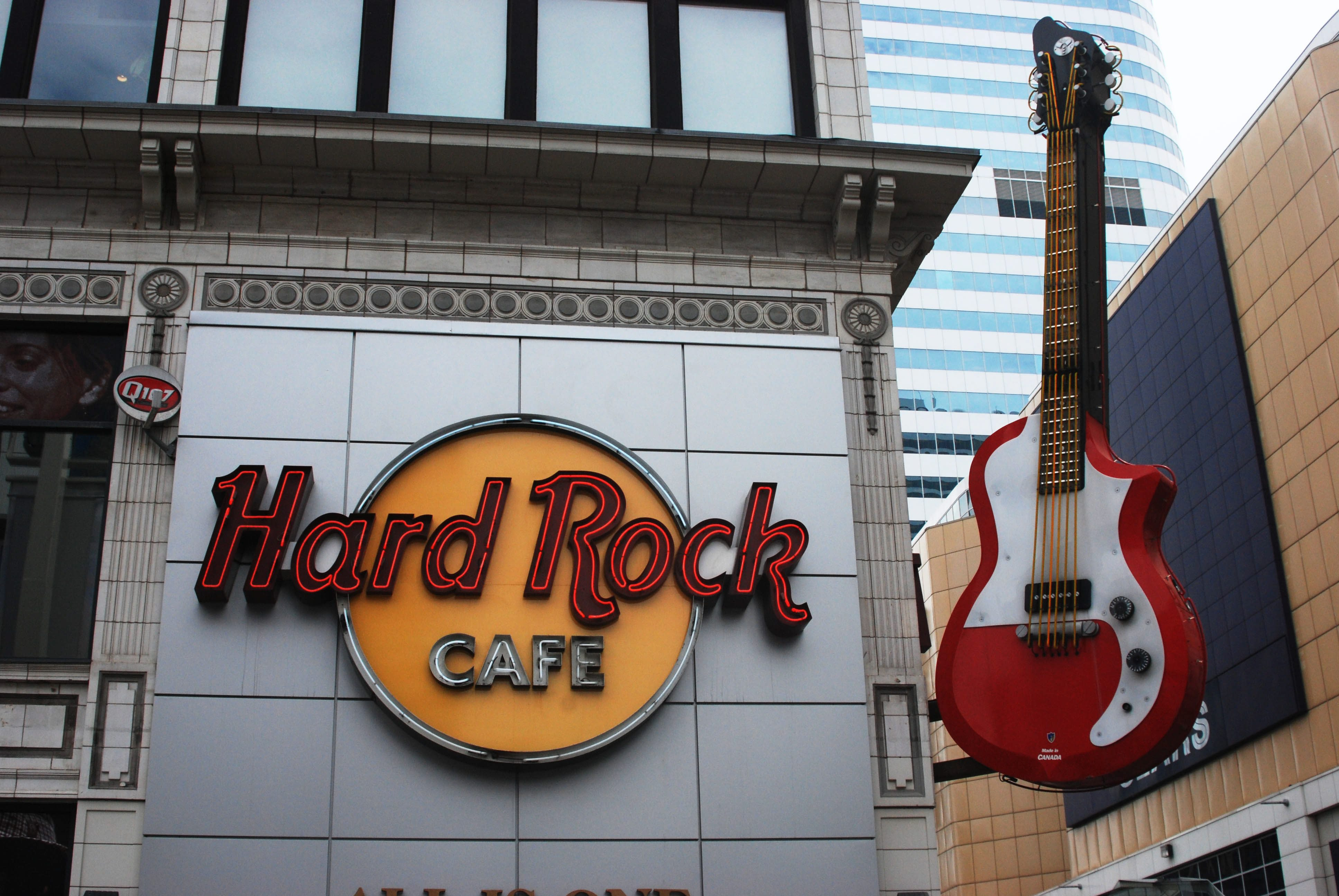 Who Owns Hard Rock Cafe