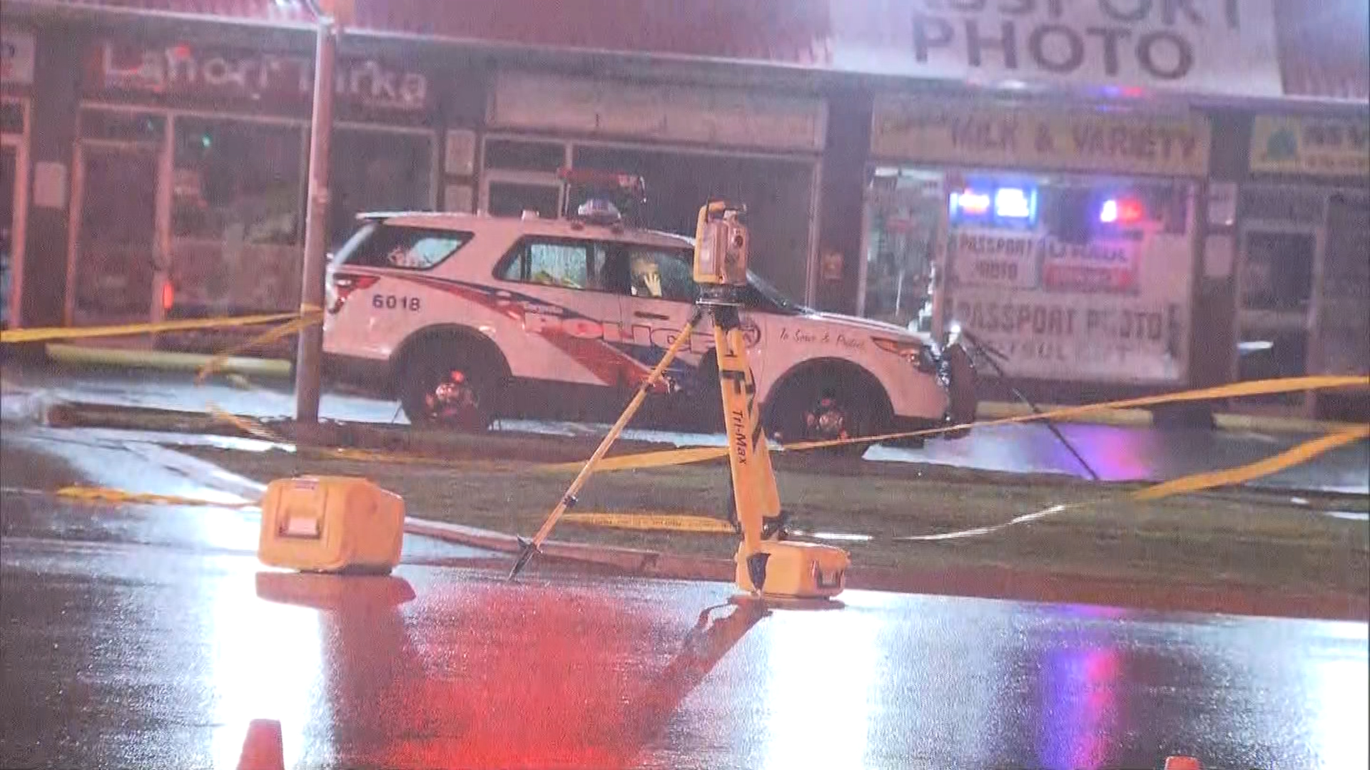 1 dead, 2 injured, in separate GTA crashes