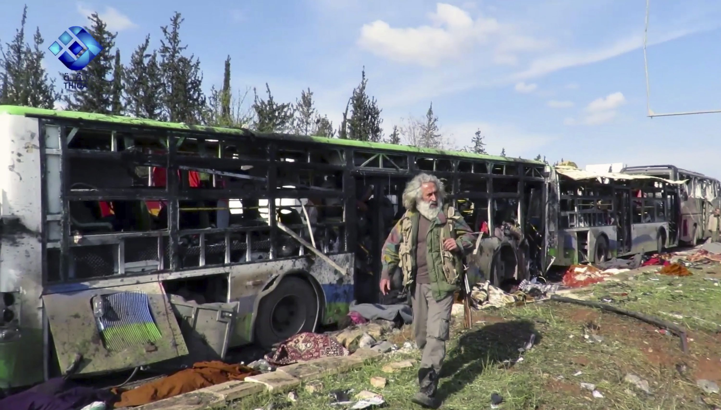Over 100 killed, including children, during Syria's troubled