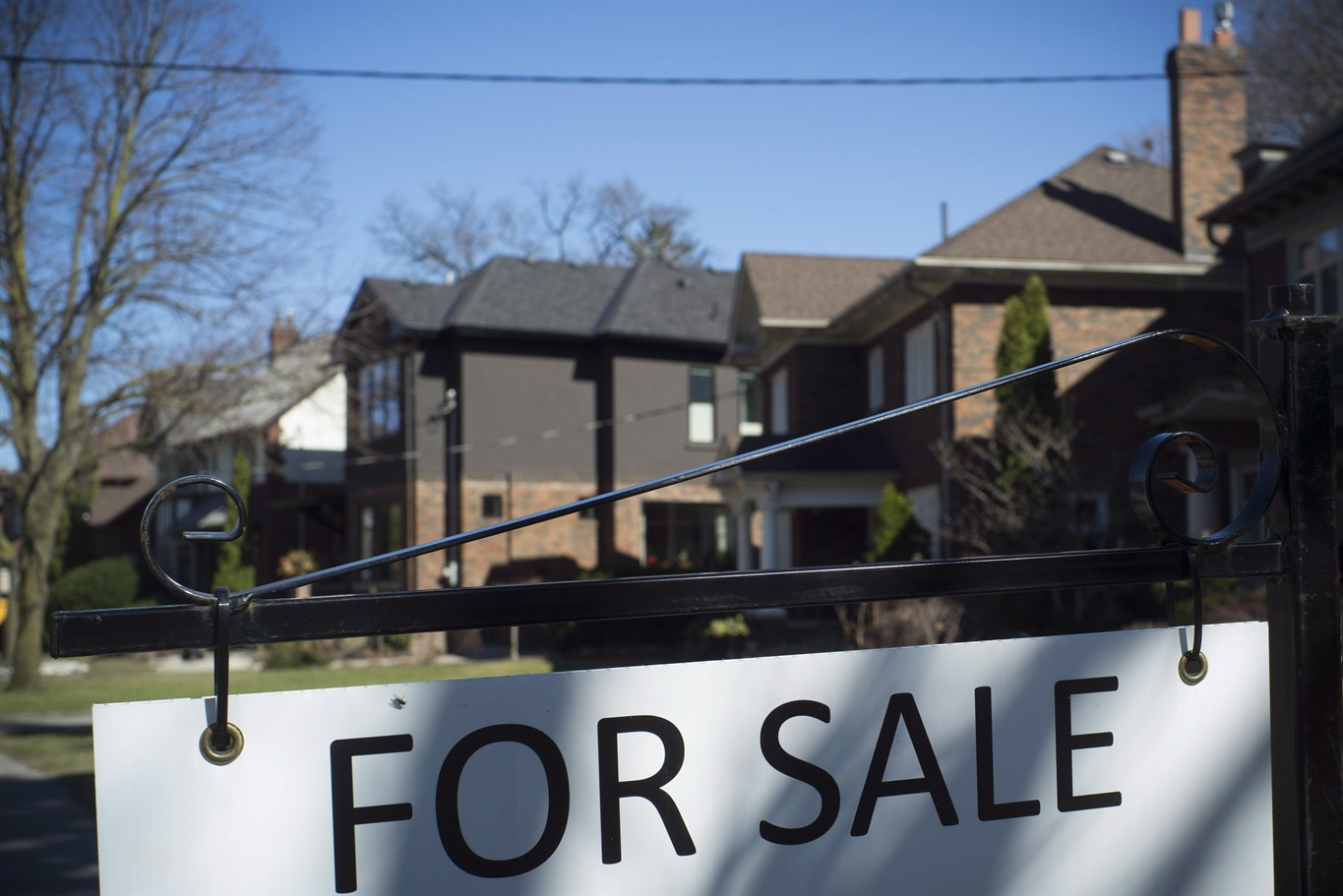 Greater Toronto Area home sales plummet last month after foreign buyer tax