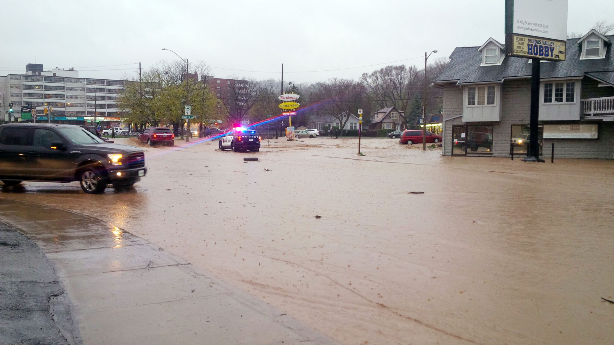 Cleanup underway after 'extraordinary rainfall' causes ...