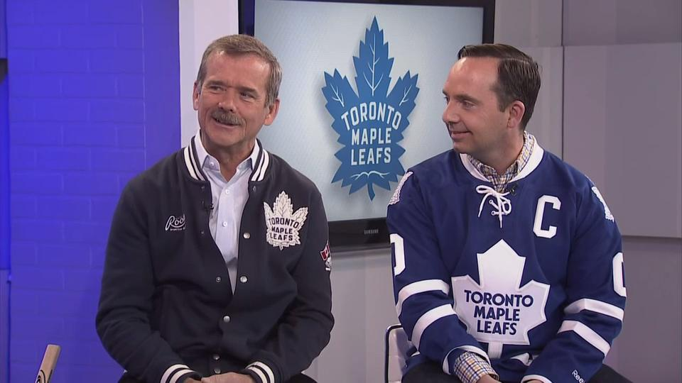 Video chris hadfield and his family connection to the toronto maple video chris hadfield and his family connection to the toronto maple leafs m4hsunfo
