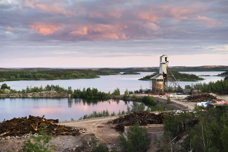 Uranium city saskatchewan photo personals Uranium City, Saskatchewan, Canada,