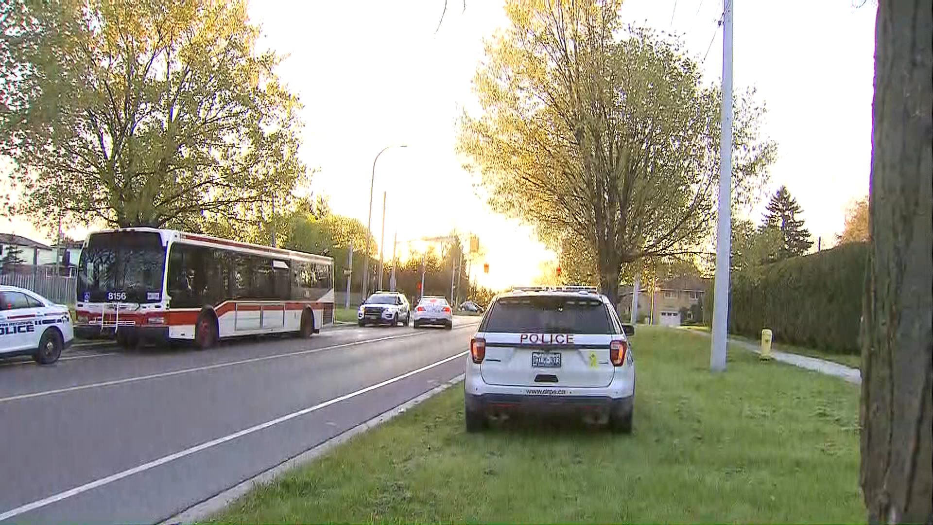 Whitby man charged after TTC bus stolen from garage