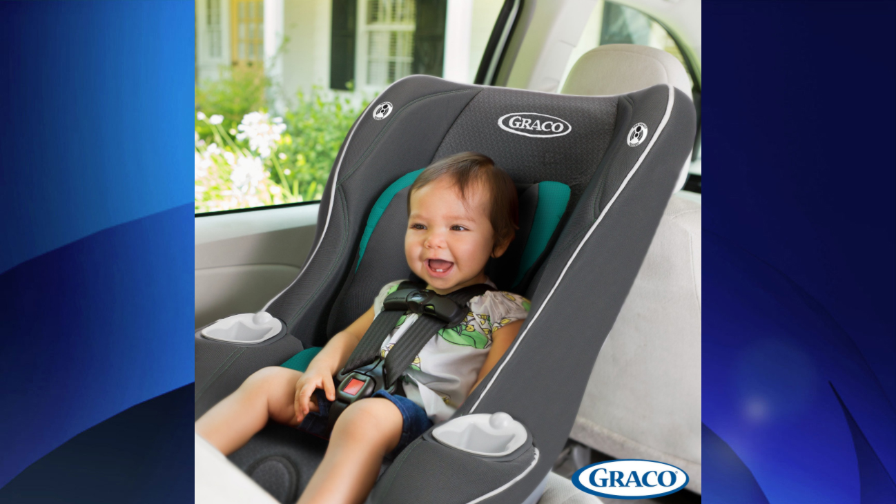 graco recalls car seats says webbing may not hold child in crash citynews. Black Bedroom Furniture Sets. Home Design Ideas