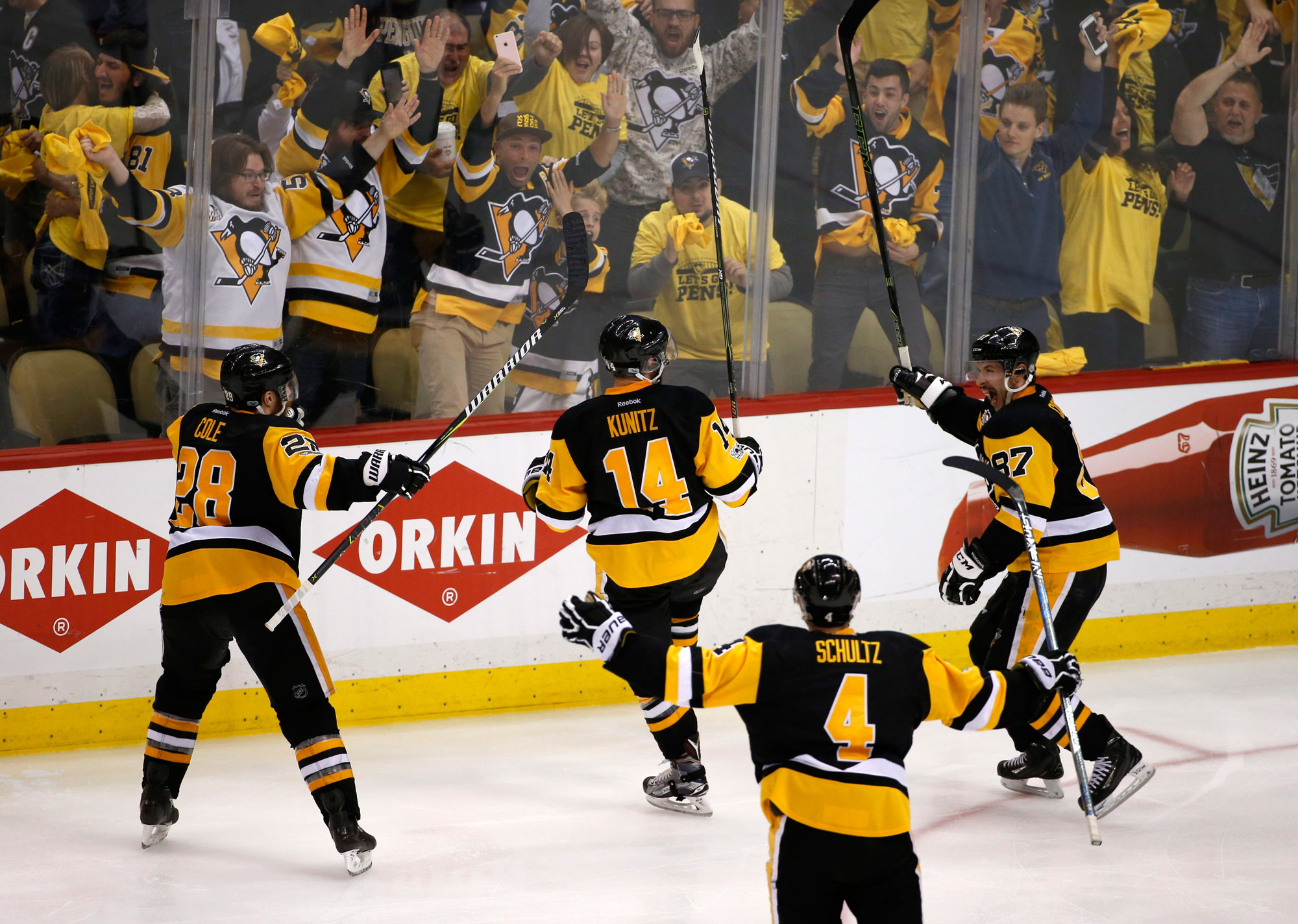 abbed9337 Penguins return to Stanley Cup final with Game 7 win over Senators