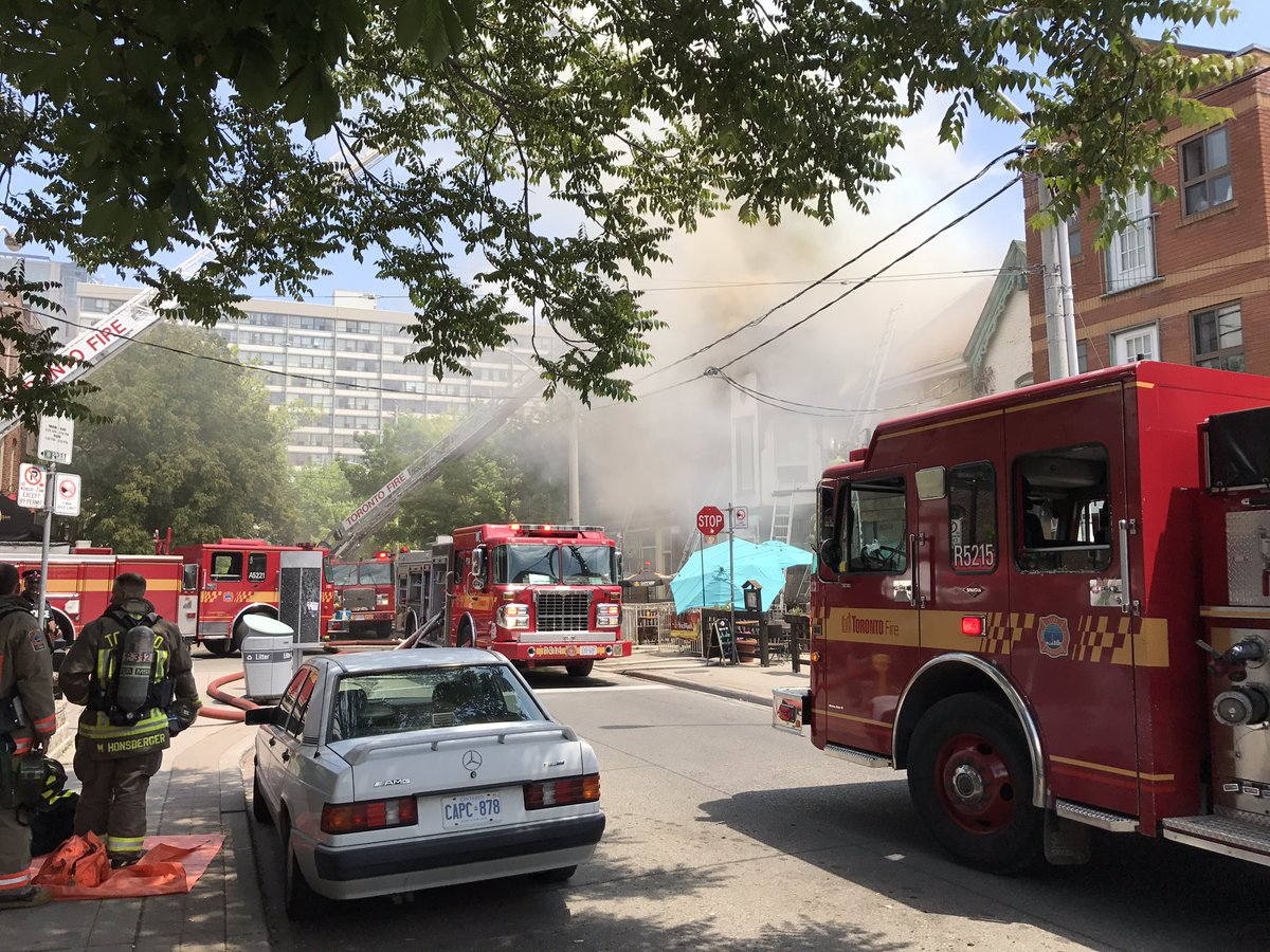 Damage from five-alarm noodle bar fire estimated at $2 million