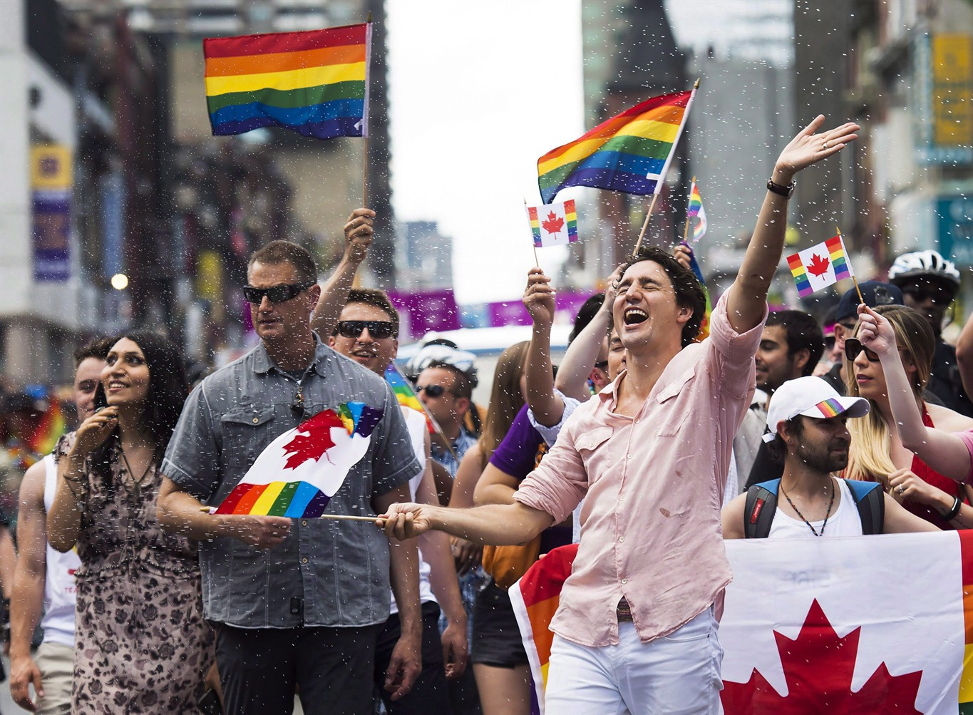 Trudeau to march in Toronto Pride Parade for a second time - CityNews