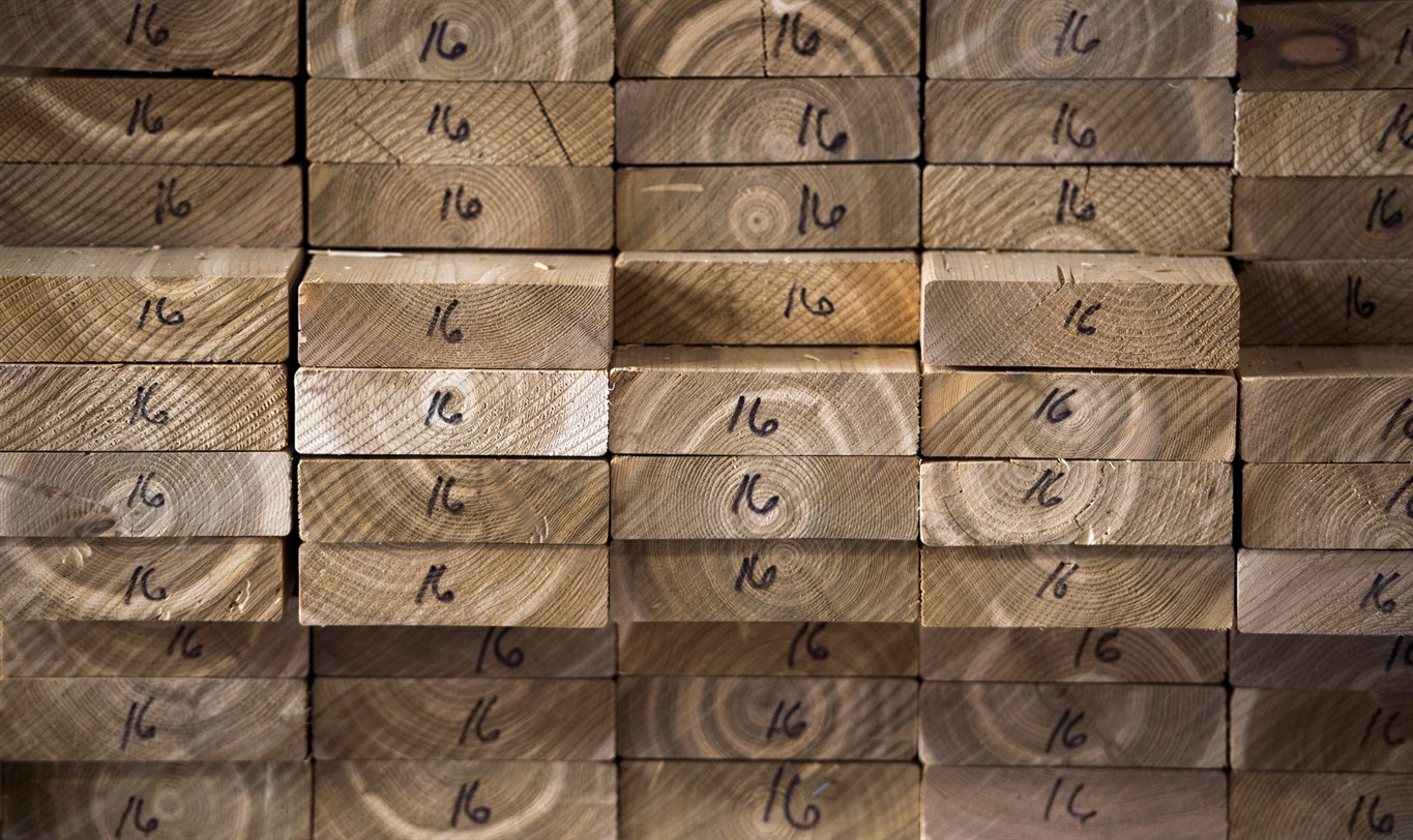 US imposes new duties on Canadian lumber