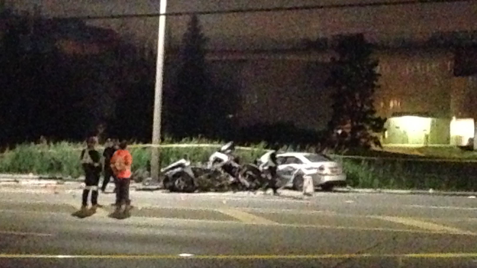 Two children among 3 dead in Mississauga vehicle crash
