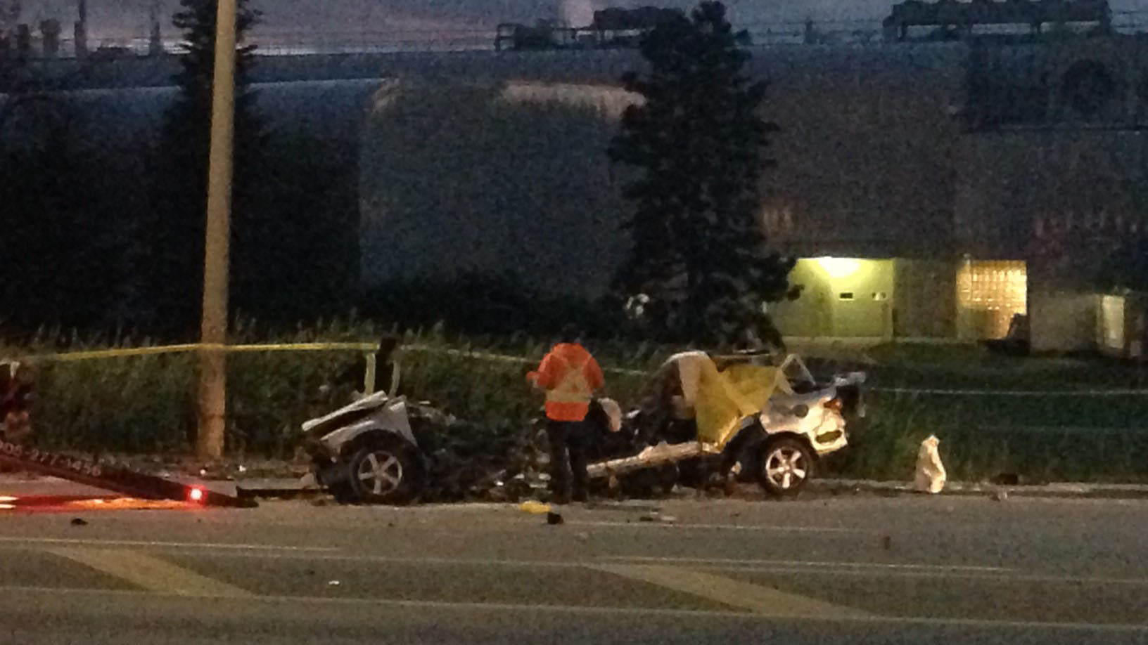 3 people dead in Mississauga crash, 3 in hospital