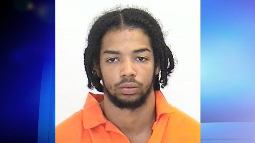 Alexander Fountain, 23, wanted for three counts of attempted murder and first-degree murder of Samatar Farah. June 29, 2017. TORONTO POLICE SERVICES/Handout