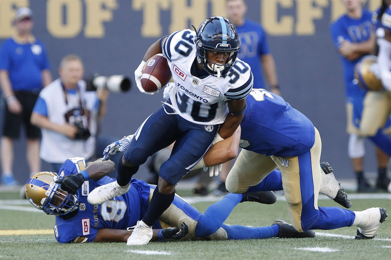Canadian Football League ends full-contact practices