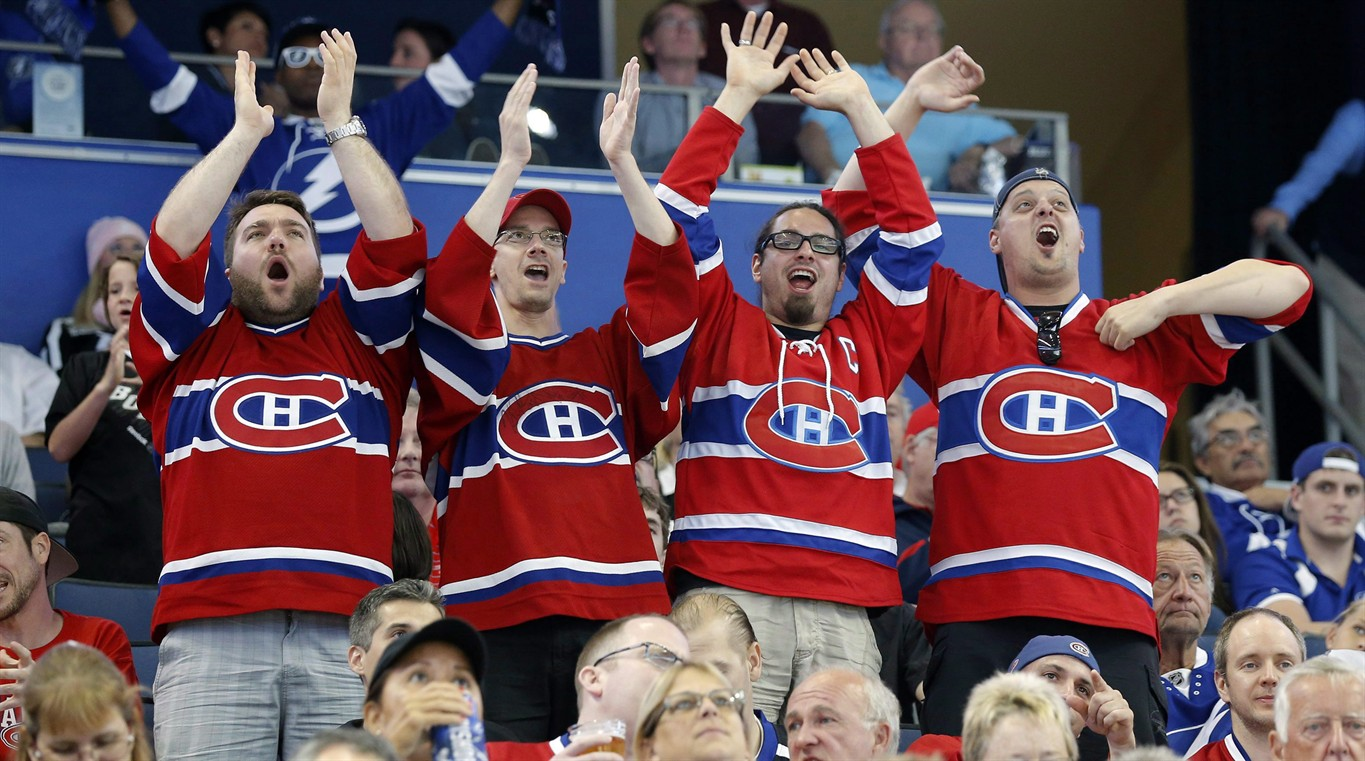 premium selection b67ec 5571c Montreal Canadiens to charge fans for physical season ...