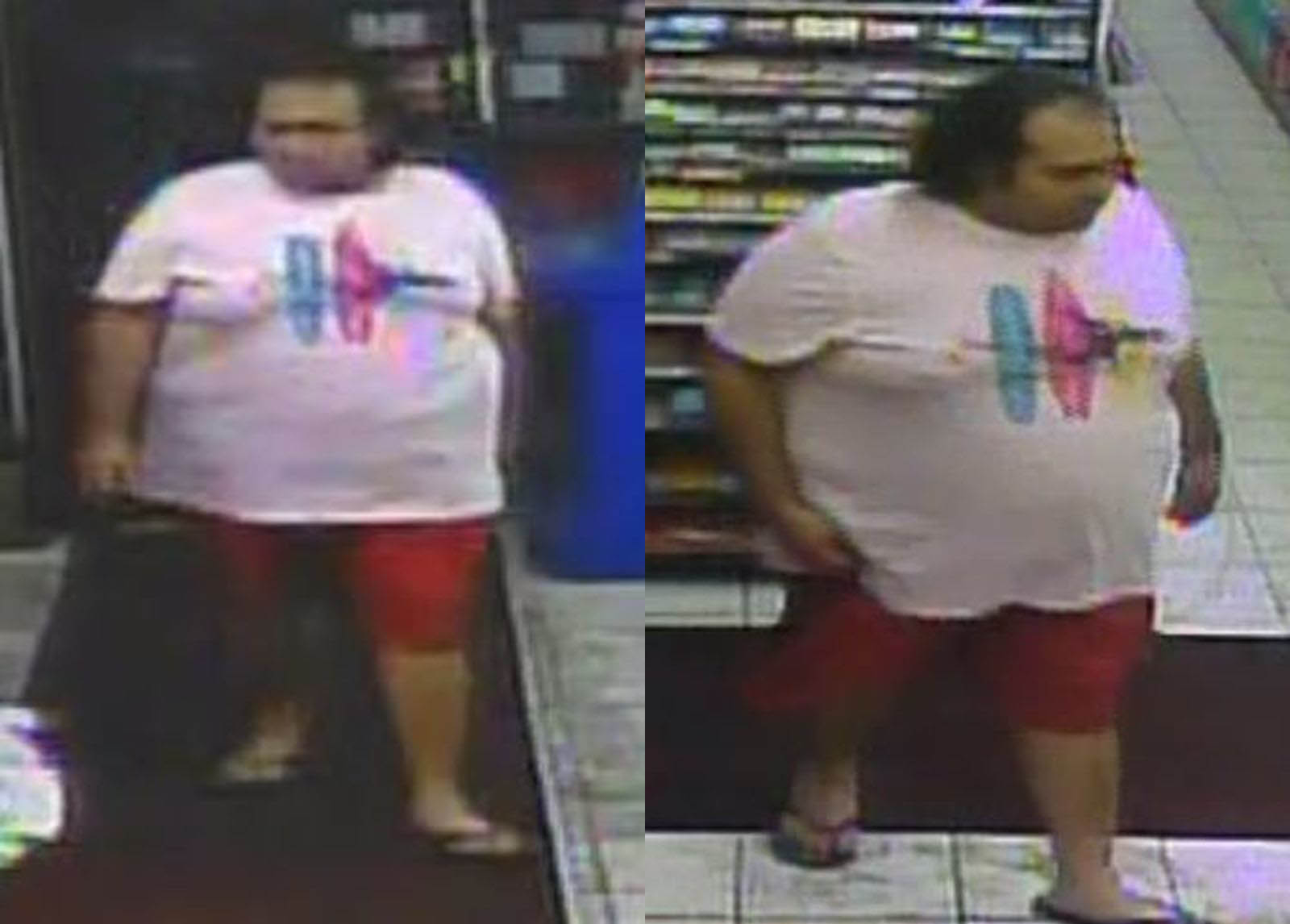Toronto police are looking for this man after a woman says she was sexually assaulted near Dundas and Sherbourne on July 22, 2017. TORONTO POLICE