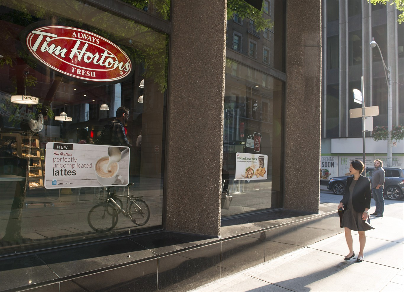 Restaurant Brands signs deal to take Tim Hortons to Spain