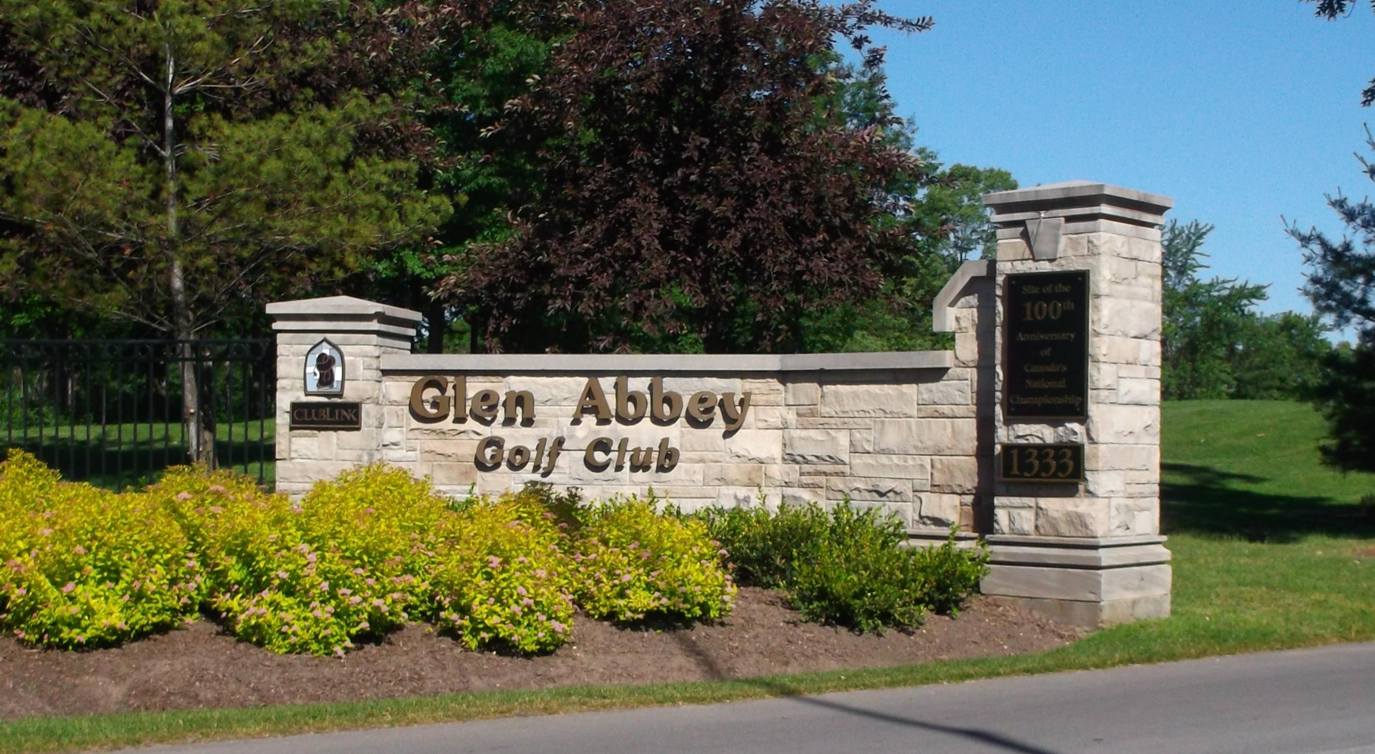 ClubLink Seeks to Demolish Oakville's Glen Abbey Golf Course