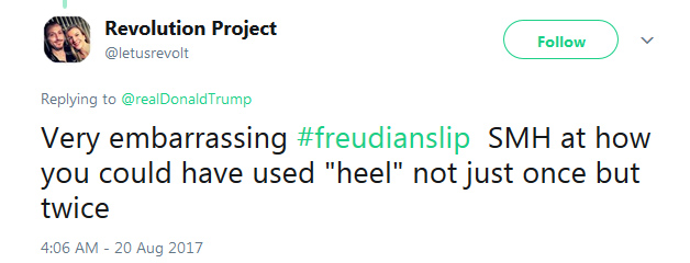 trump response 1