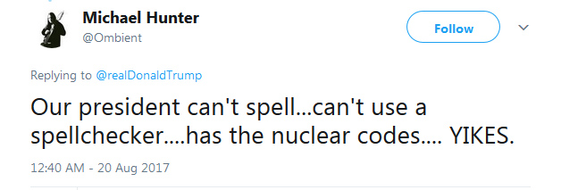 trump response 2