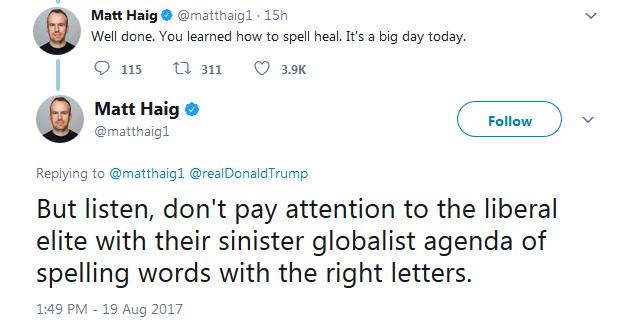 trump response 5