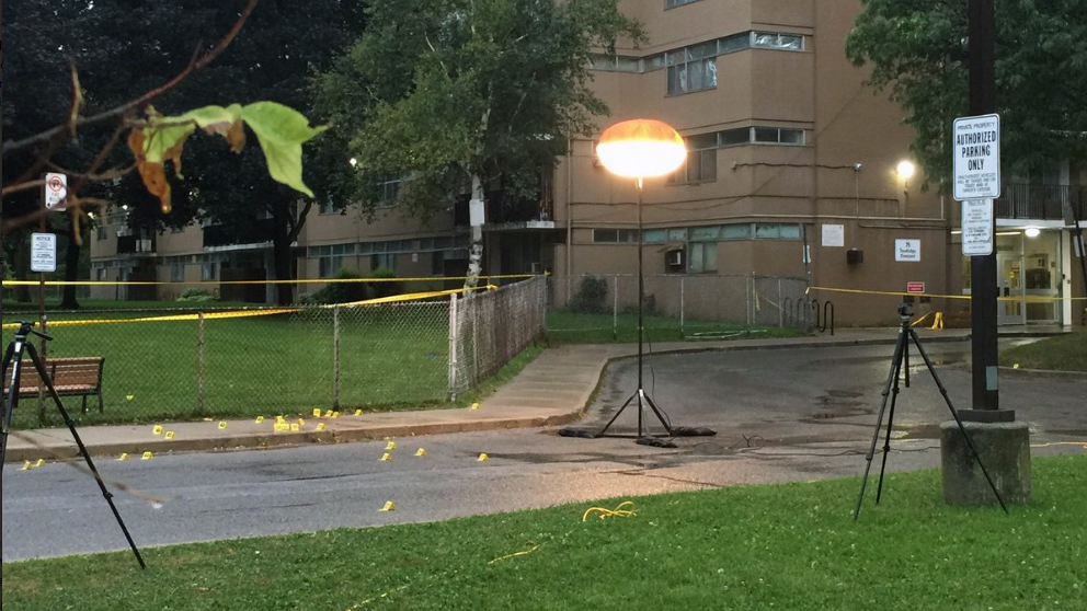 Victim of fatal shooting in Rexdale identified by police