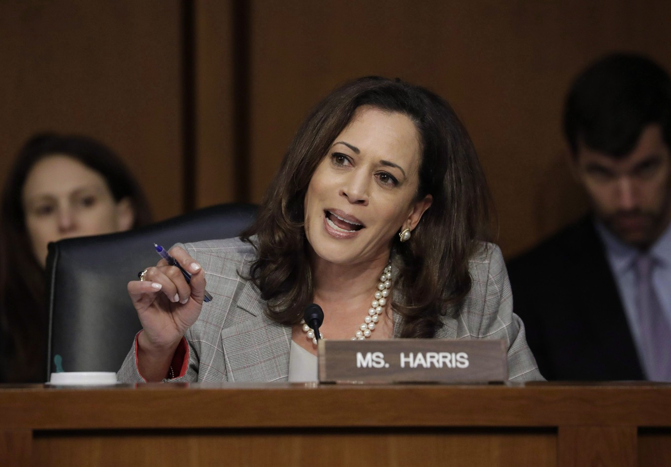 Kamala Harris jumps into 2020 presidential race