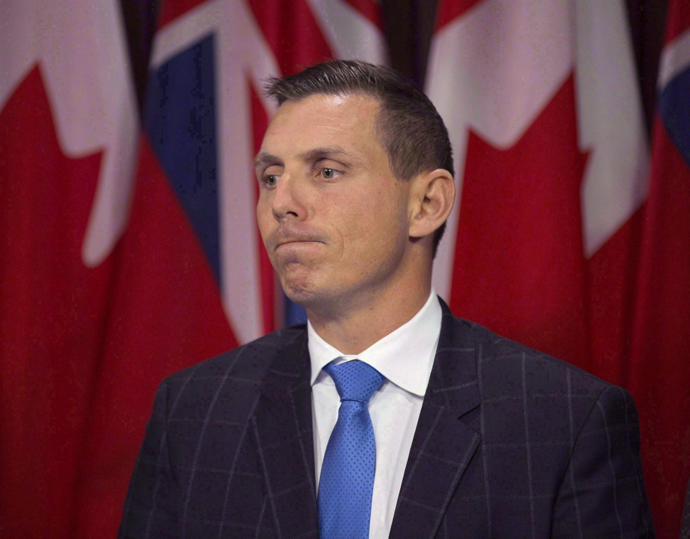 Responses to sexual misconduct allegations against Ontario PC leader Patrick Brown