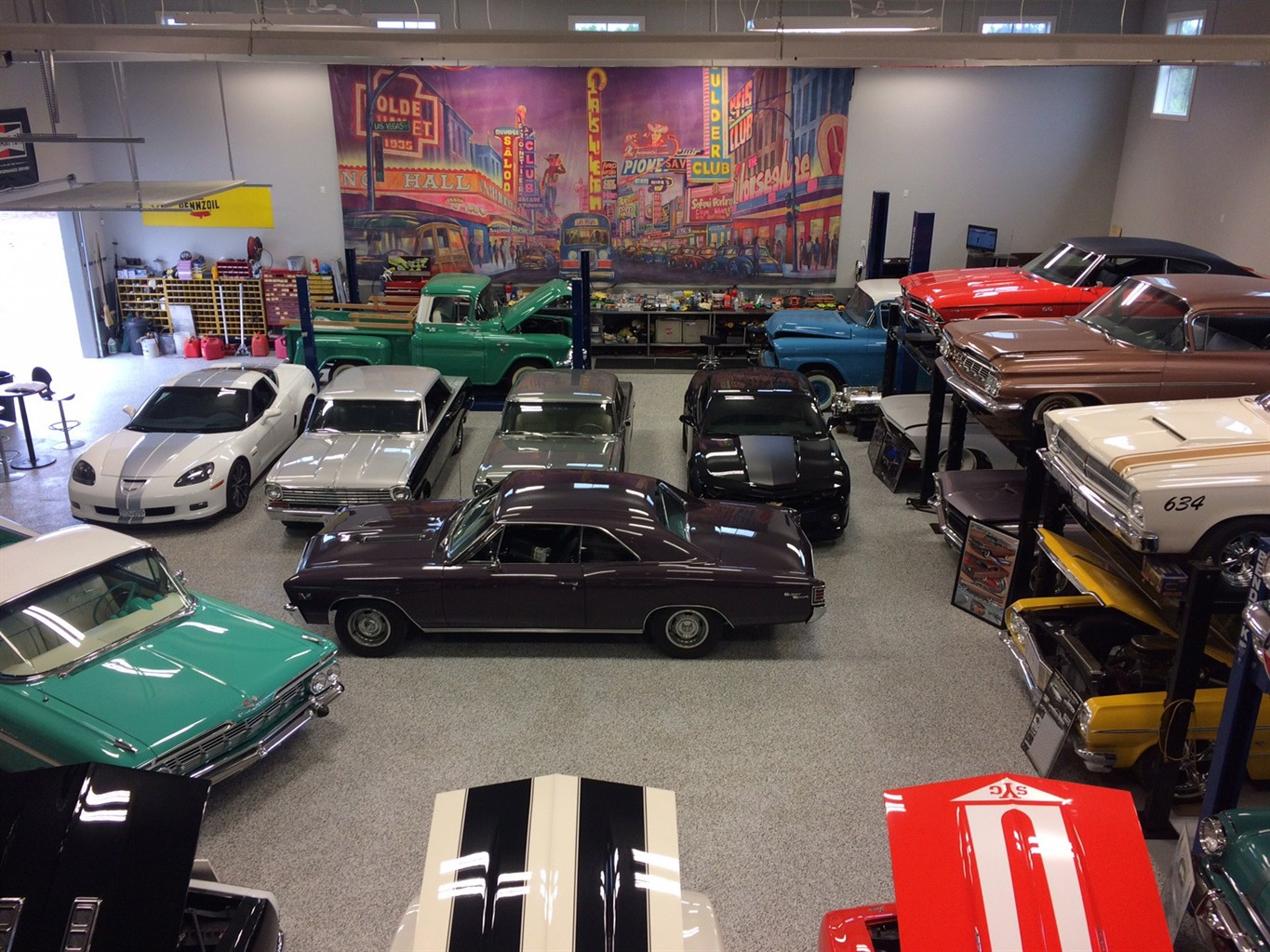 Lifetime collection\' of classic, cars lost in fire in Langley ...