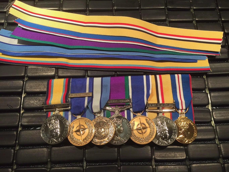 British soldier's stolen medals turned in to Saskatchewan RCMP
