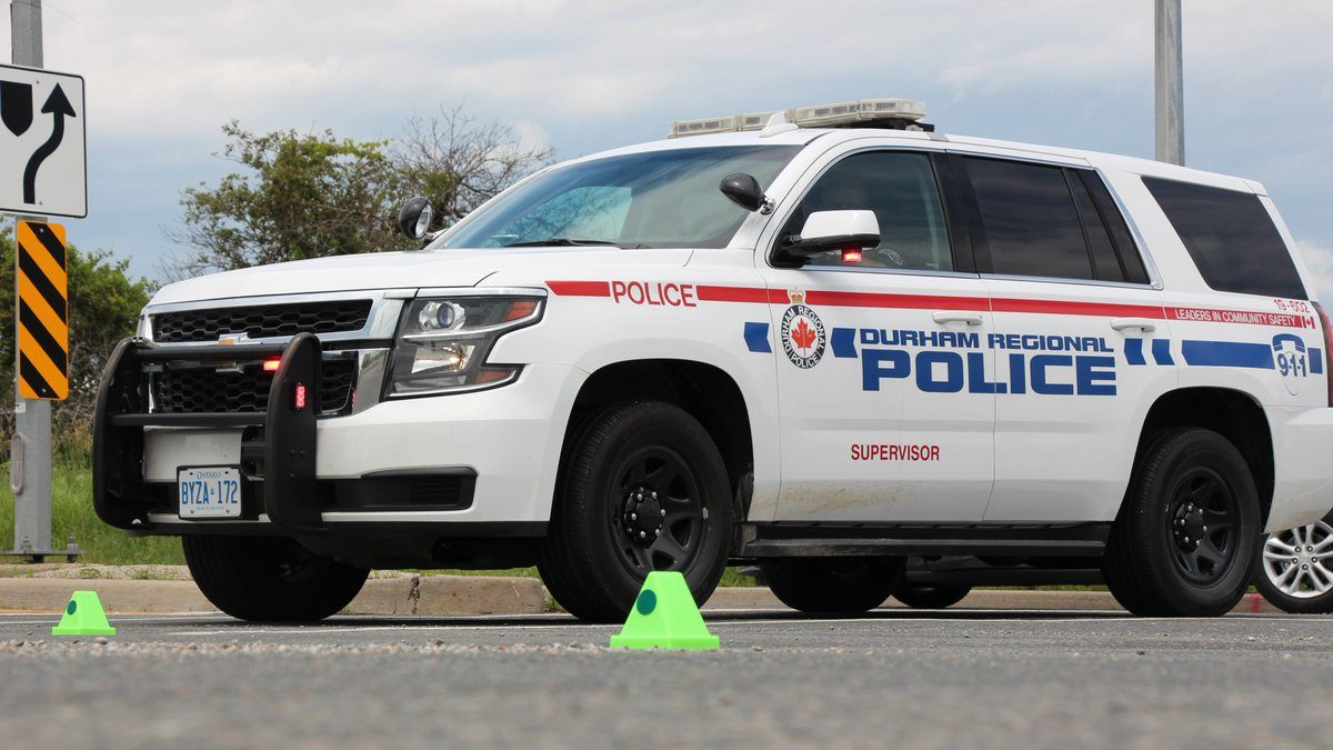 Female cyclist dead after hit by vehicle in Oshawa