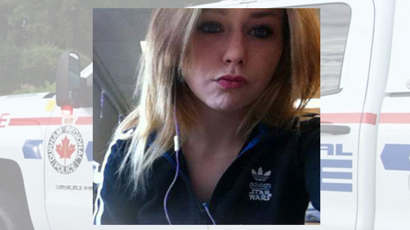 Torso found in Oshawa identified as missing 18-year-old woman
