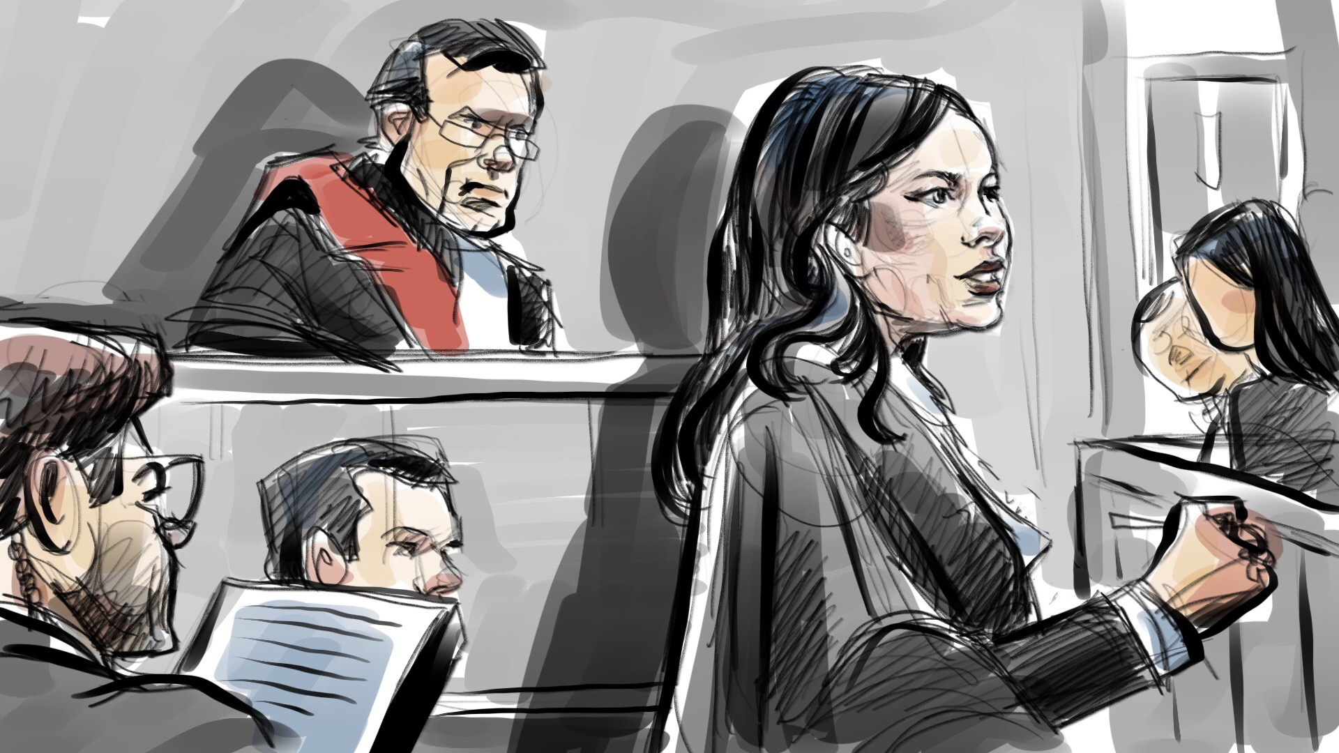 Crown says Laura's last footprint was in company of accused