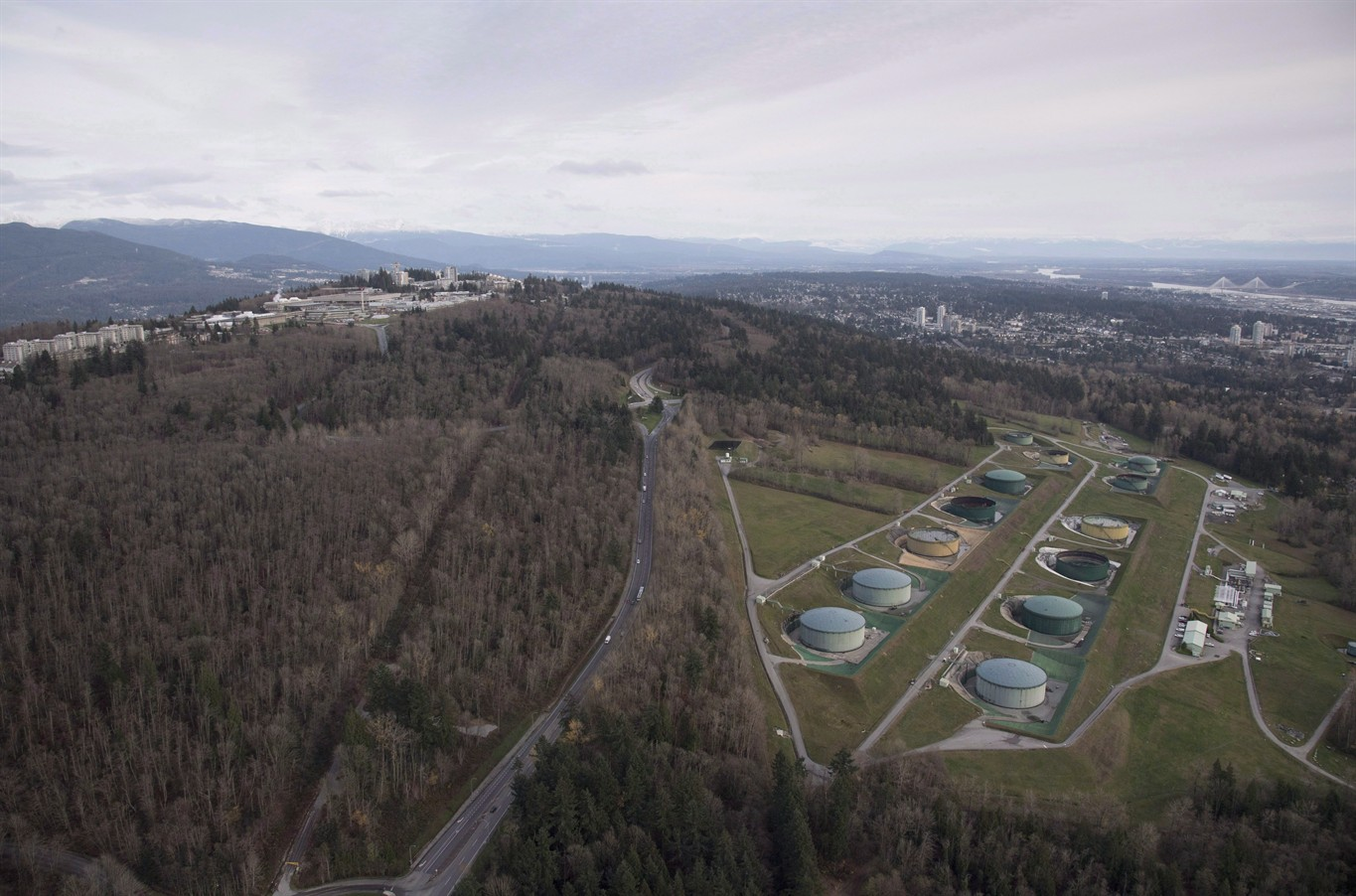 NEB say Trans Mountain can bypass Burnaby bylaws