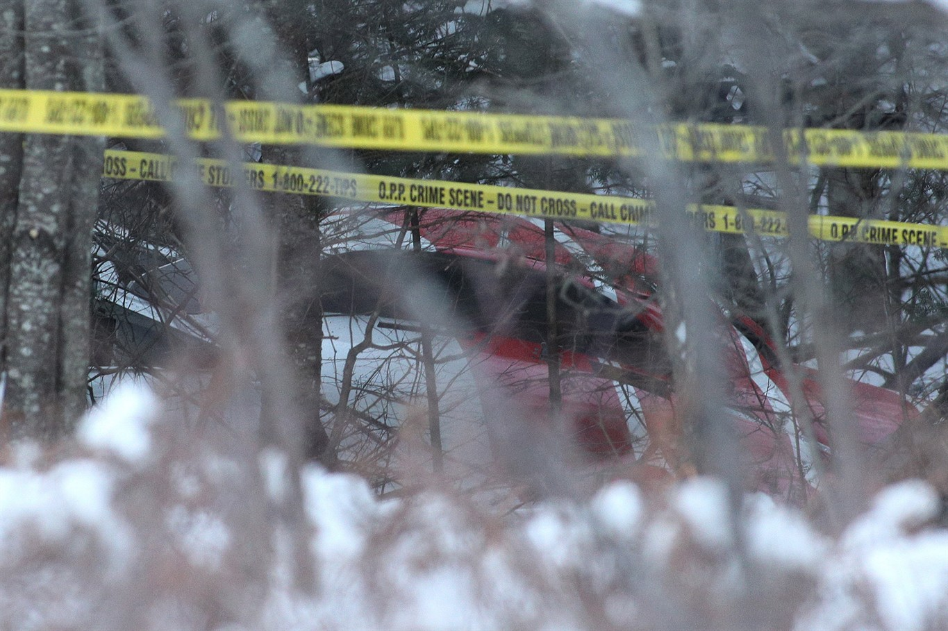Crash That Killed 4 Hydro One Workers Took Place As Helicopter Prepared To Land Tsb Citynews Toronto