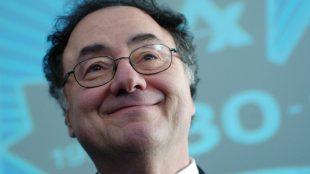 Apotex Chairman and CEO Barry Sherman. GETTY IMAGES/The Toronto Star/Dick Loek