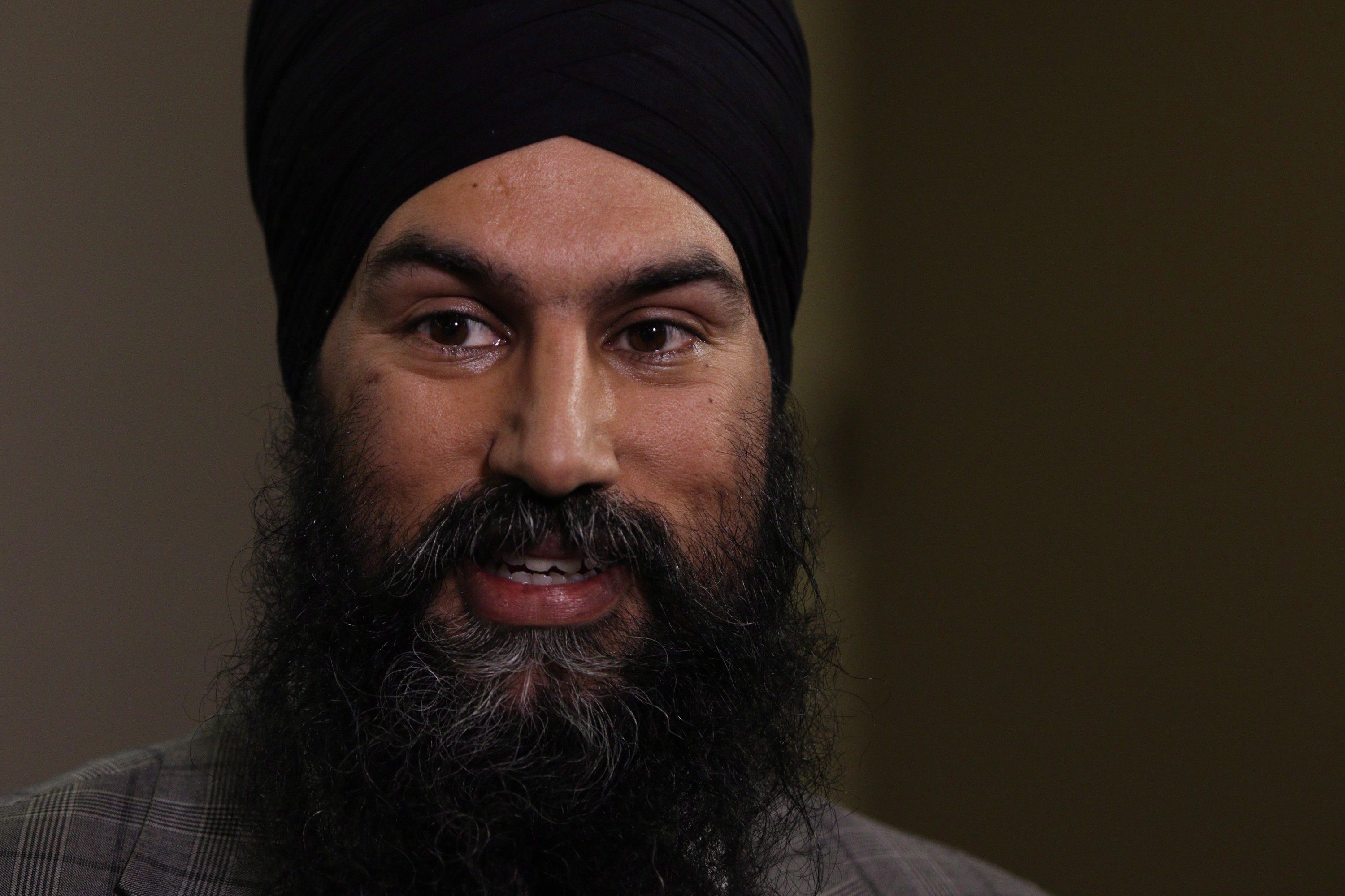 Jagmeet Singh S Relationship Status No Longer A Secret Citynews Toronto