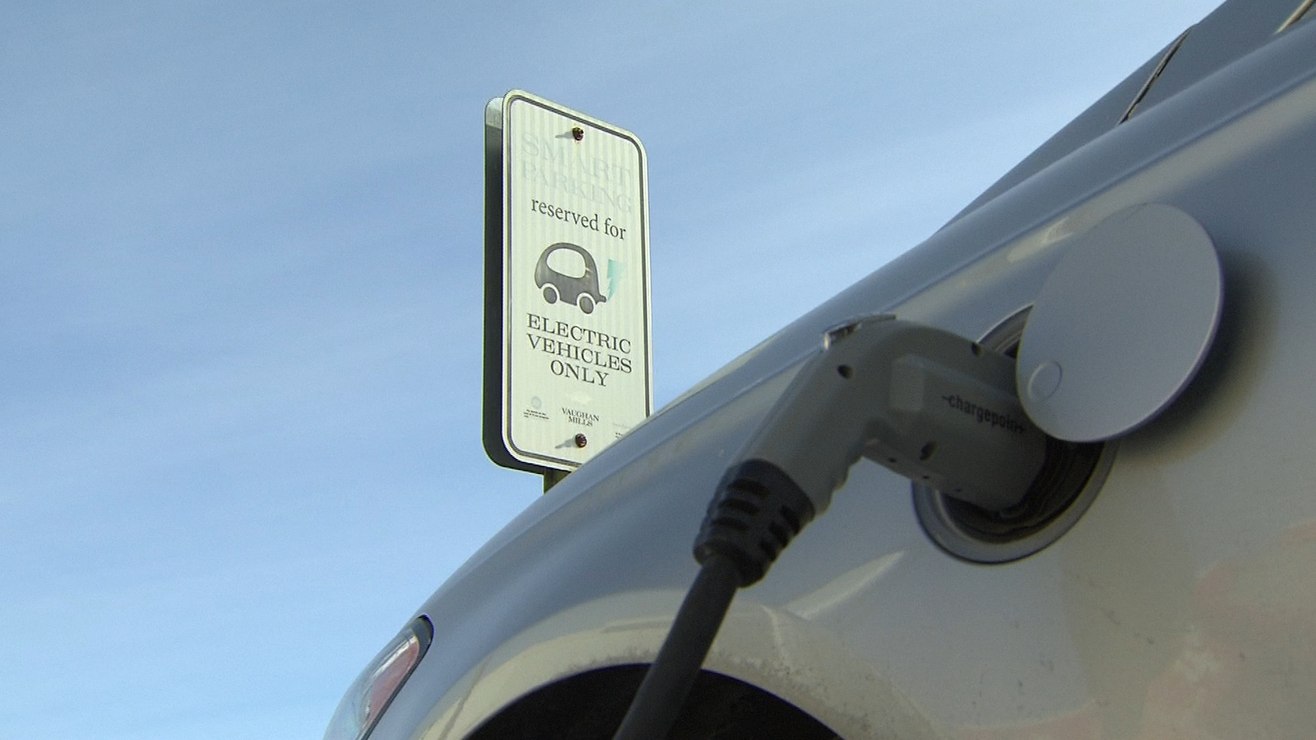 Ontario Offers Incentives For Electric Vehicle Charging Stations At