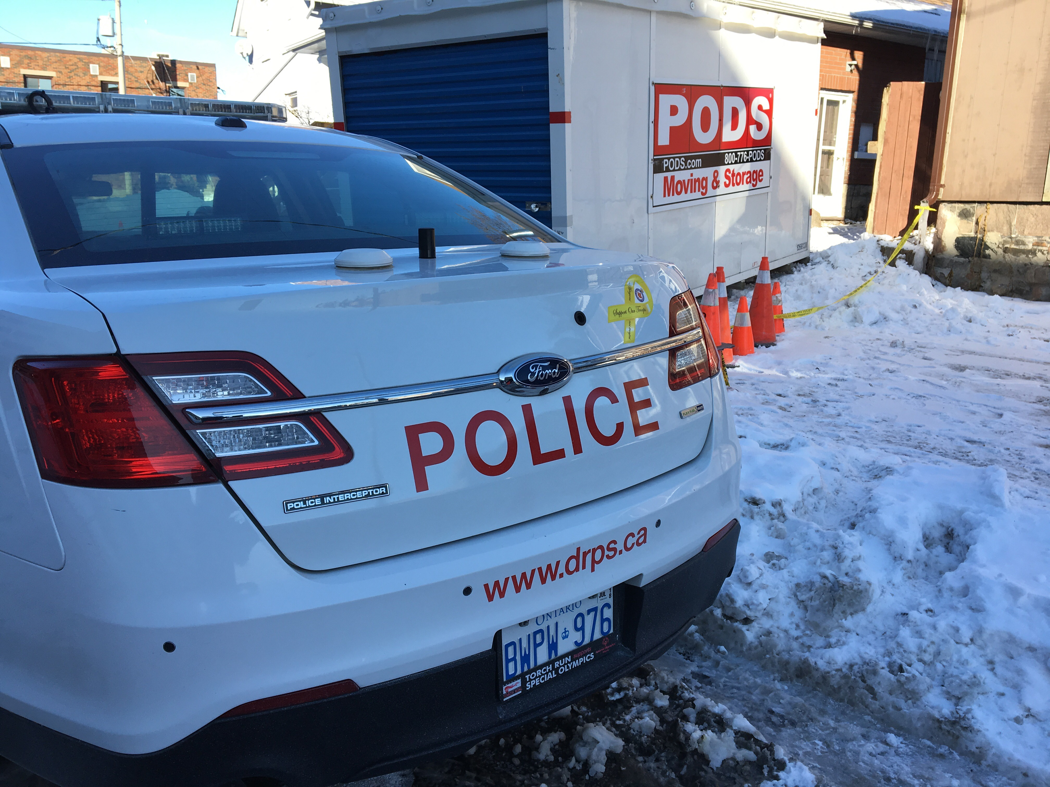 Body parts found in Oshawa basement belong to missing woman