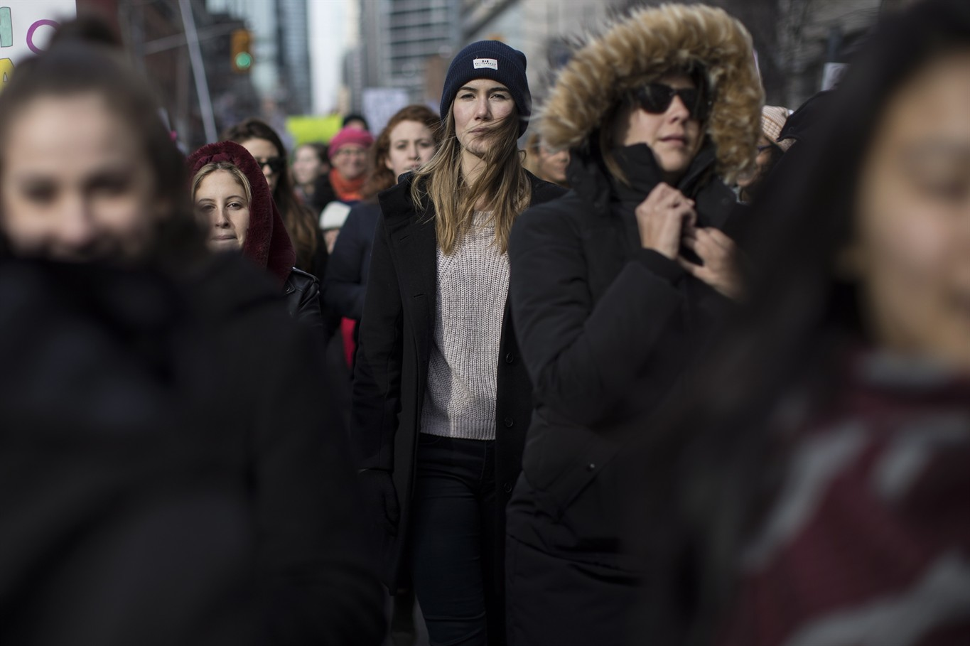 Island communities join in Women's March on Saturday