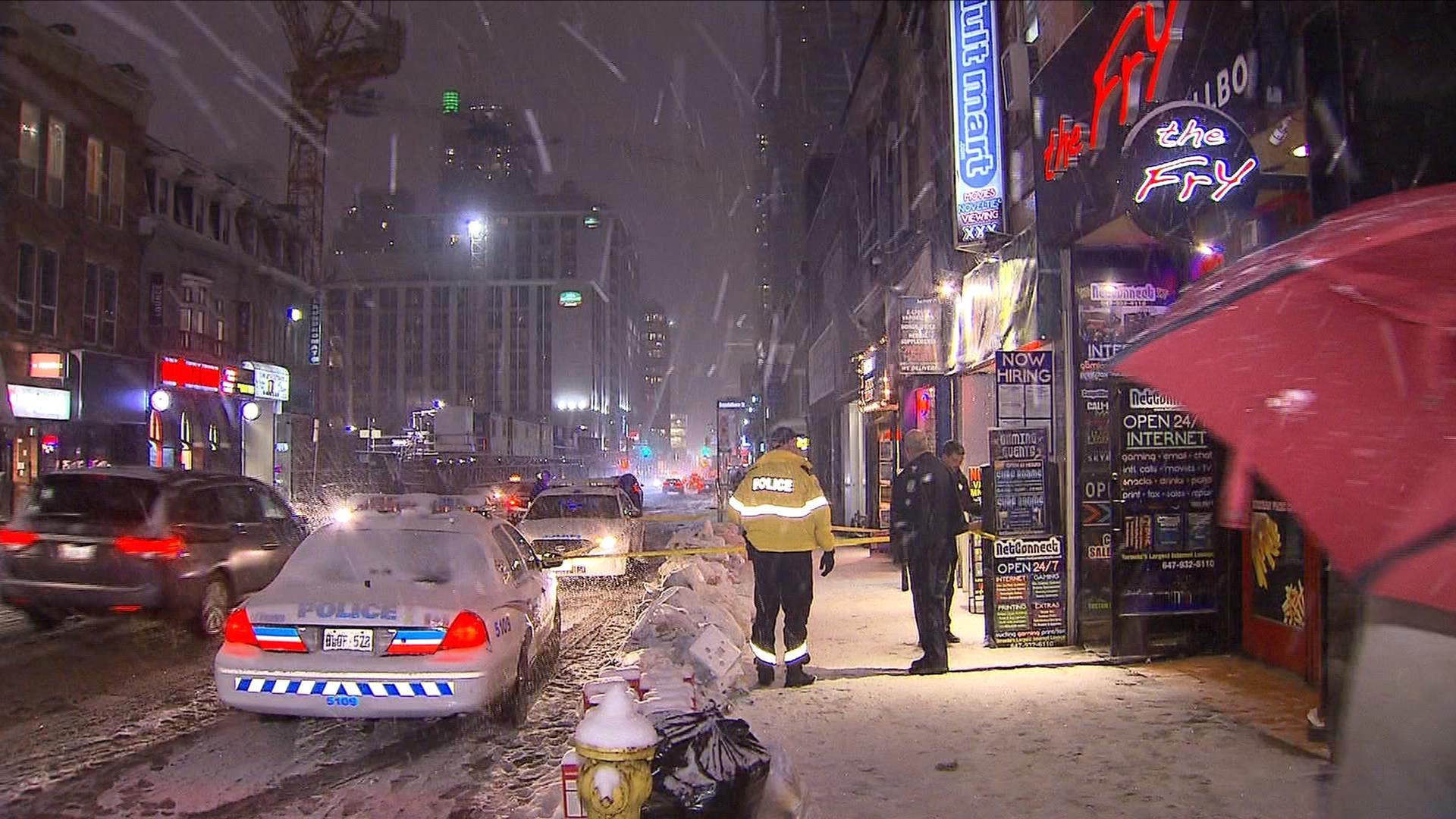 2 Men Arrested In Fatal Yonge Street Stabbing Citynews Toronto
